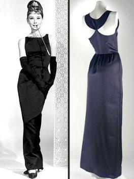 Audrey Hepburn par Givenchy
