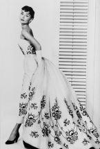 Audrey en Sabina par Givenchy