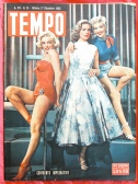 Marilyn Monroe, Lauren Bacall, Betty Grable