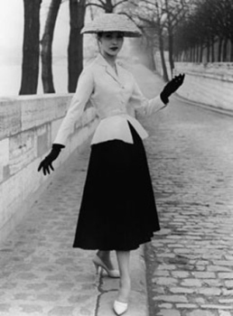 Tailleur Bar de Christian Dior 1947