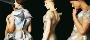 Iris Van Herpen est une pionnière dans l'utilisation de l'impression 3D dans la mode