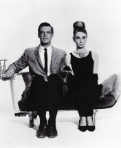 Breakfast at Tiffany's Audrey Hepburn et George Peppard