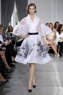 Dior défilé Printemps/été 2012